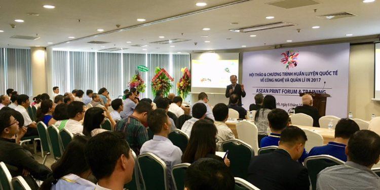 KẾT THÚC HỘI THẢO – HỘI NGHỊ ASEAN PRINT & HỘI CHỢ – TRIỂN LÃM PRINTPACK 2017